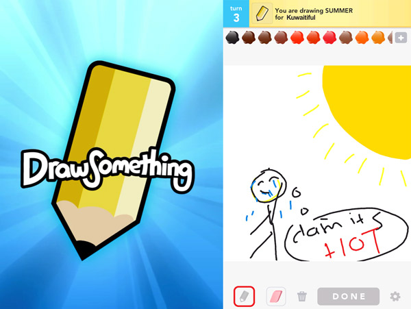 Draw Something - omgpop