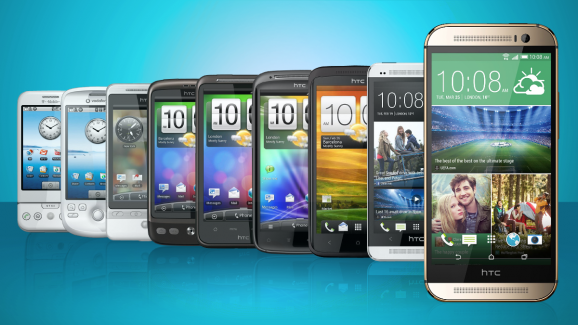 All mobiles of HTC