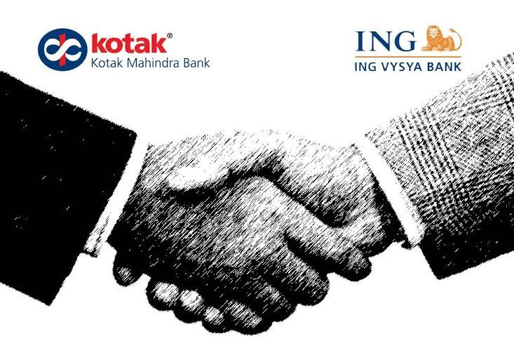 ING Vysya and Kotak Mahindra merger