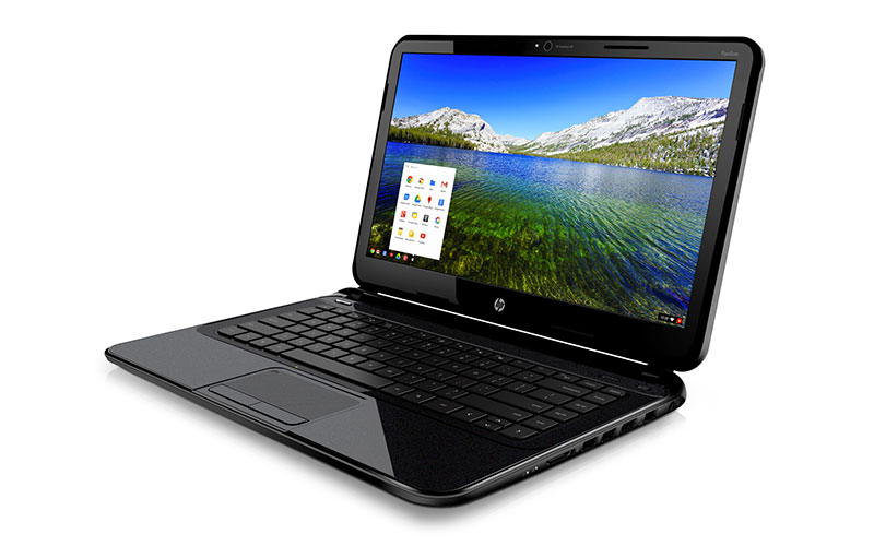 HP 14-Q001 Chromebook