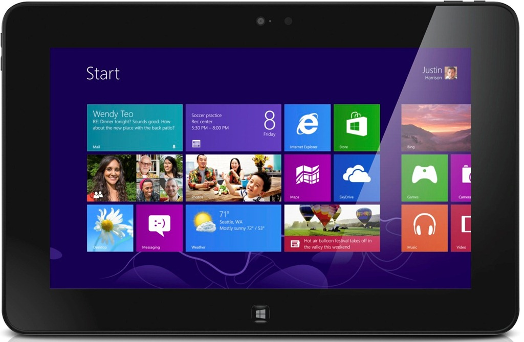 Dell Latitude 10 - Tablet