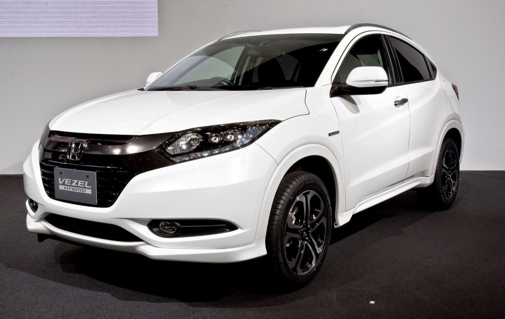 The Hr V Initiated Life As The Urban Suv Idea Webpothi
