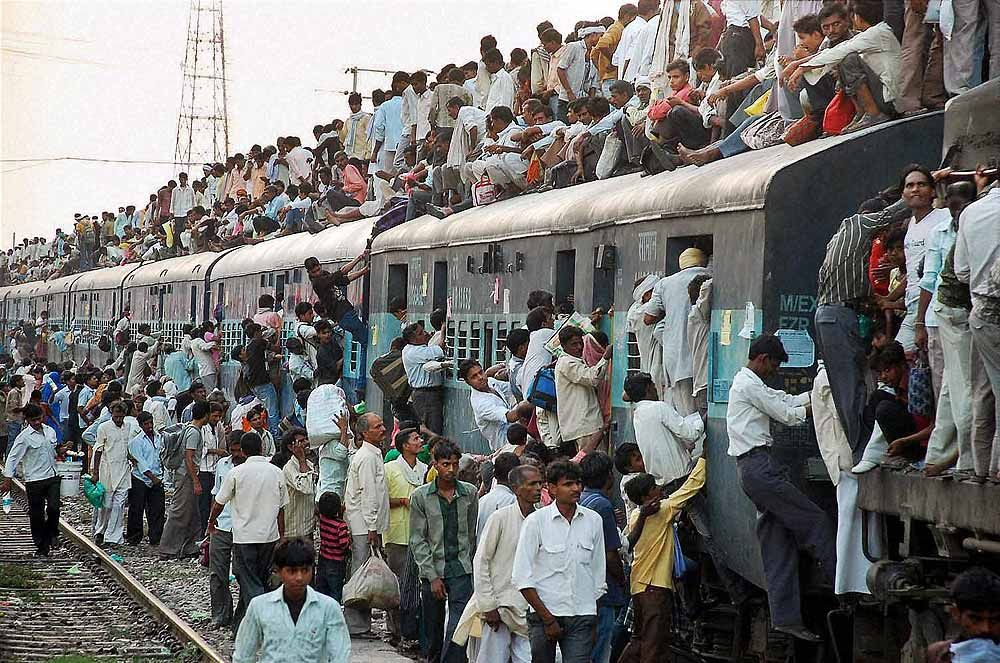 overpopulation in india Every nook and corner of india is a clear display of increasing population whether you are in a metro station, airport, railway station, road, highway, bus stop, hospital, shopping mall, market .